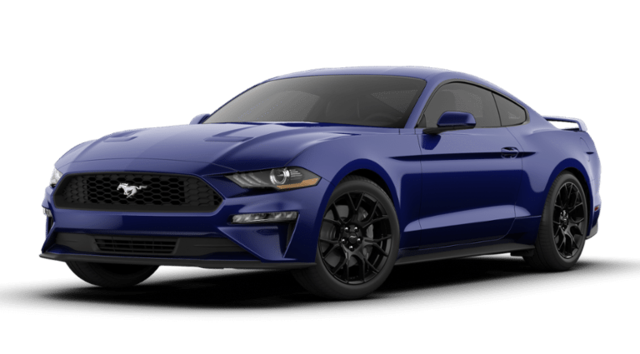 New 2019 Ford Mustang Ecoboost Coupe in Pulaski, NY